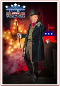 Trump the big showmen 1 copy